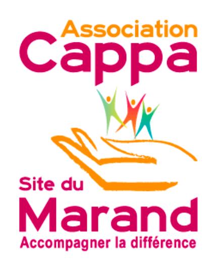 Logo de l'association CAPPA, site du Marand