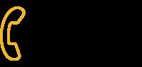 Logo abeille téléphone